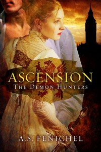 cover for Ascension by A.S. Fenichel