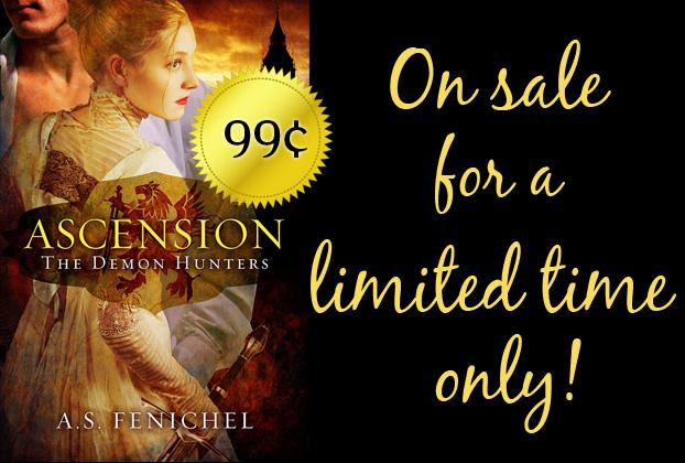 Ascension sale 99 cents