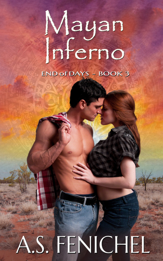 Mayan Inferno by A.S. Fenichel ebook cover