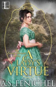 A Lady's Virtue by AS Fenichel