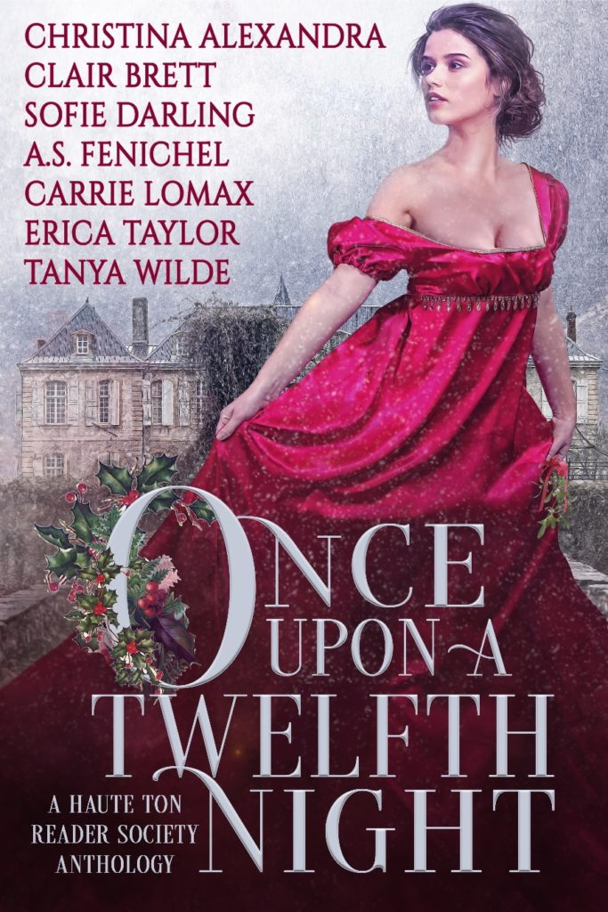 Once Upon A Twelfth Night Cover