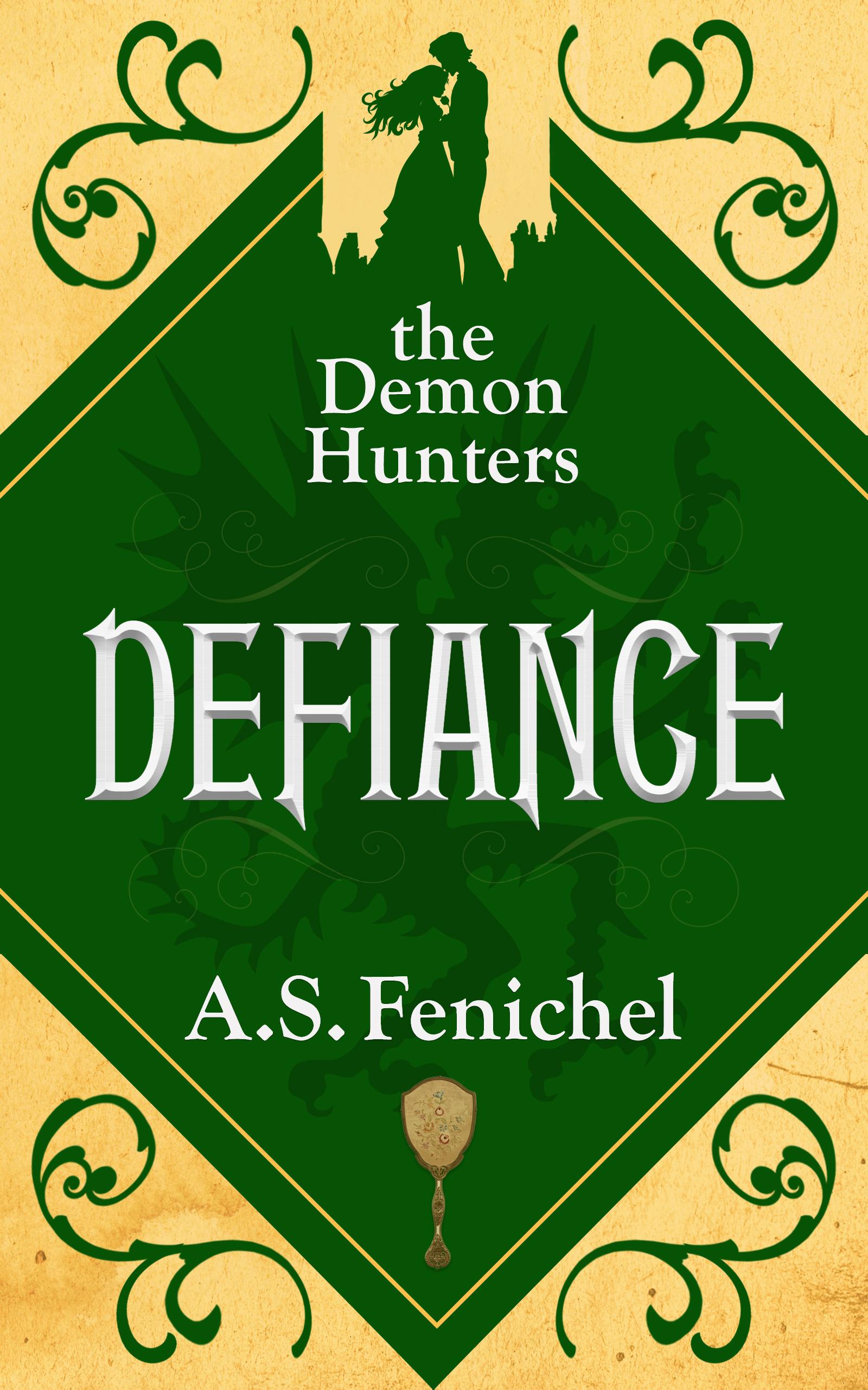 Defiance by A.S. Fenichel