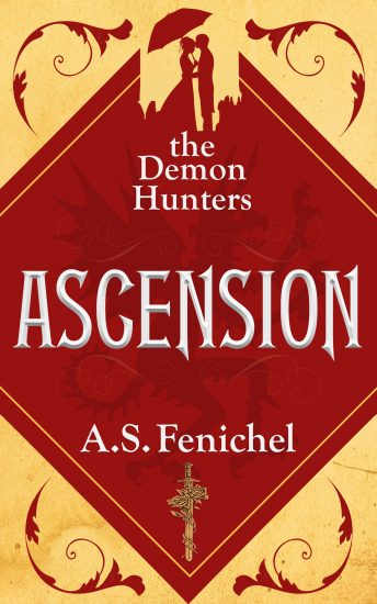 Ascension by A.S. Fenichel