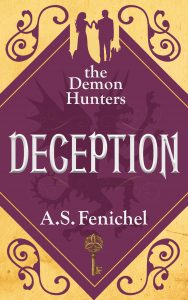 DECEPTION by A.S. Fenichel