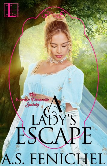 A Lady's Escape by A.S. Fenichel