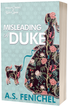 Misleading A Duke 3D paperback cover